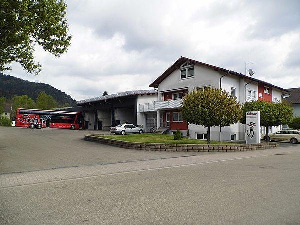 Büro In Zell Am Harmersbach Schnurr Reisen Gmbh