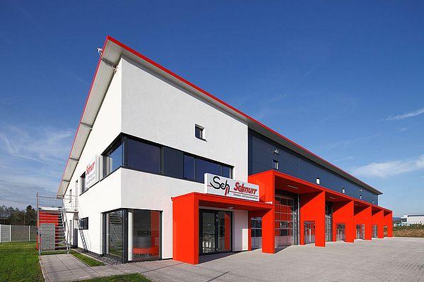 Omnibushalle In Zell Am Harmersbach Schnurr Reisen Gmbh